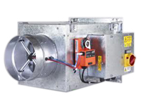 Air Terminals & Dampers