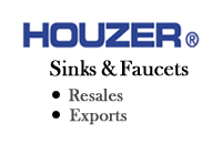 HOUZER Sinks & Faucets